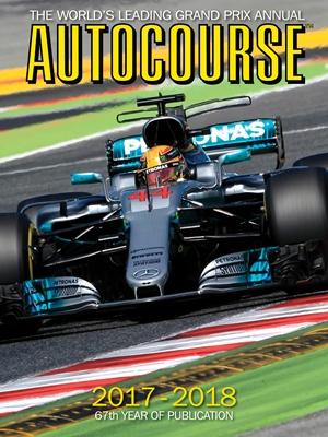 Autocourse 2017-2018 The World's Leading Grand Prix Annual