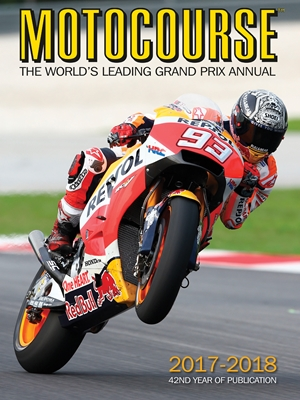Motocourse 2017-2018 The World's Leading Grand Prix and Superbike Annual