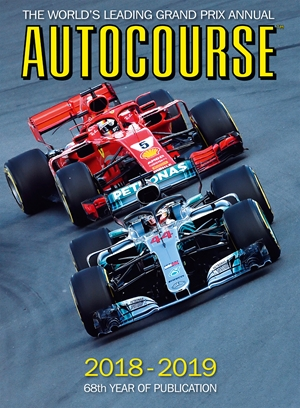 Autocourse 2018-19 The World's Leading Grand Prix Annual