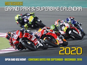 Motocourse 2020 Grand Prix & Superbike Calendar