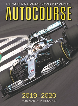 Autocourse 2019-2020 The World's Leading Grand Prix Annual