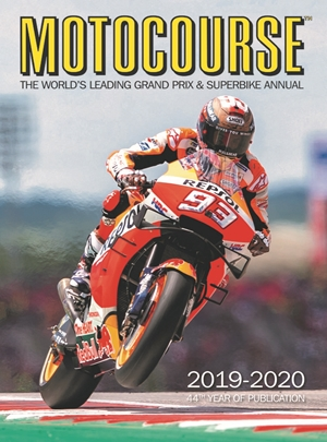 Motocourse 2019-2020 The World's Leading Grand Prix & Superbike Annual