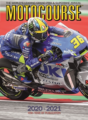 Motocourse 2020-2021 The World's Leading Grand Prix and Superbike Annual - 45th Year of Publication
