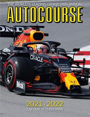 Autocourse 2021-2022 The World's Leading Grand Prix Annual