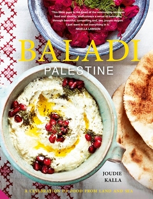 Baladi Palestine - a celebration of food from land and sea
