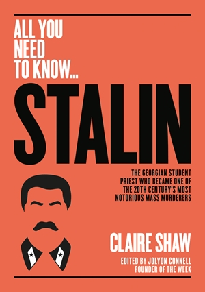 Stalin The Georgian student priest who became one of the 20th century's most notorious mass murderers