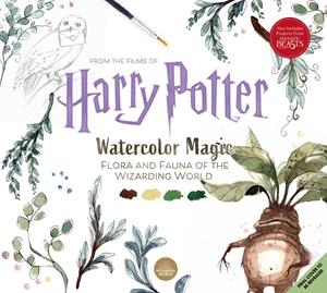 Harry Potter Watercolour Magic Book Two