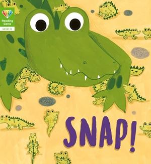 Reading Gems: Snap! (Level 4)