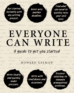 Everyone Can Write