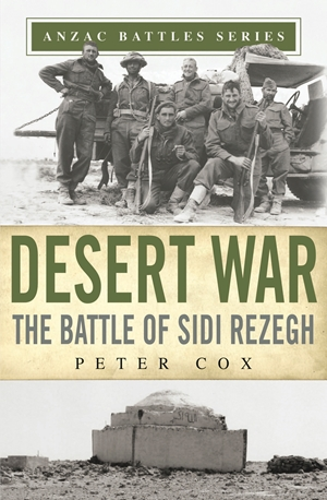 Desert War The Battle of Sidi Rezegh