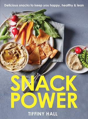 Snack Power 225 Delicious snacks to keep you happy, healthy and lean