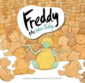 Freddy the Not-Teddy