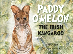 Paddy O'Melon The Irish Kangaroo