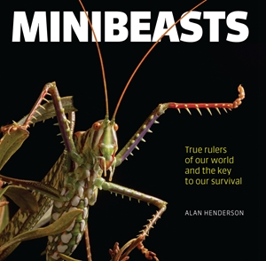 Minibeasts True rulers of our world and the key to our survival