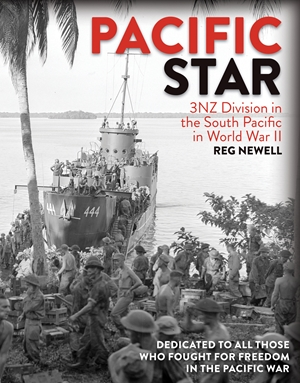 Pacific Star 3NZ Division in the South Pacific in World War II