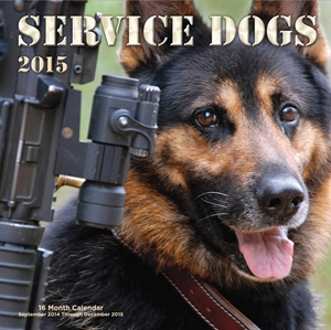Service Dogs 2015