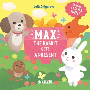 Max The Rabbit Gets A Present