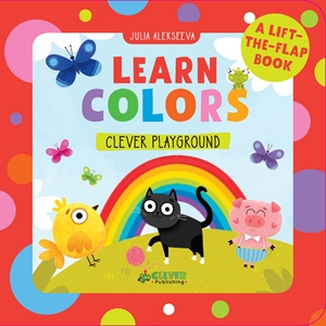 Learn Colors A Lift-the-Flap Book
