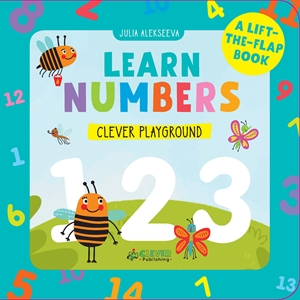 Learn Numbers A Lift-the-Flap Book
