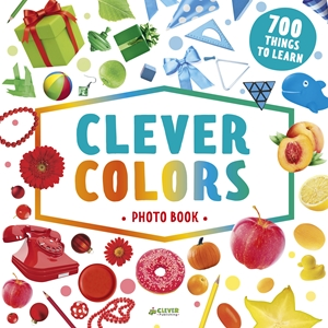 Clever Colors Photo Book