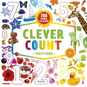 Clever Count 700 Things To Count
