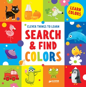 Search and Find Colors