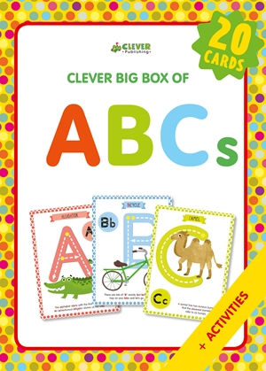ABCs Memory flash cards