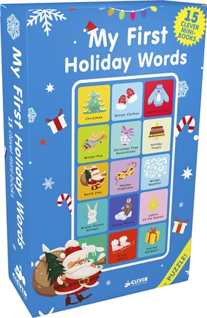 My First Holiday Words