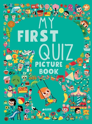 My First Quiz Picture Book