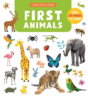 First Animals Over 500 words to learn!