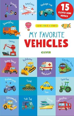 My Favorite Vehicles