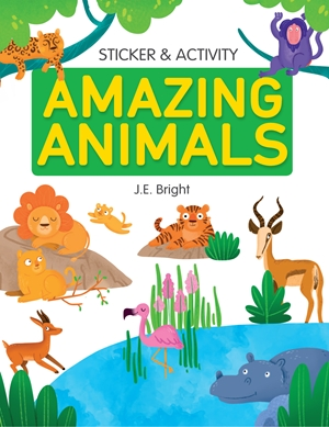 Amazing Animals Activities & Stickers