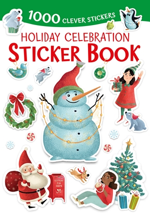 Holiday Celebration Sticker Book