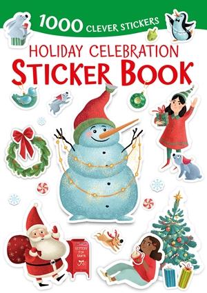 Holiday Celebration Sticker Book
