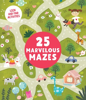Marvelous Mazes Level 1