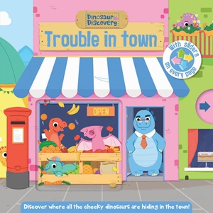 Dinosaur Discovery: Trouble in Town