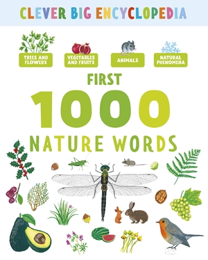 First 1000 Nature Words