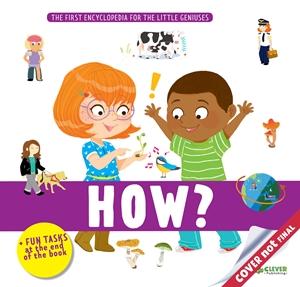 How? Big Encyclopedias for Small Geniuses!