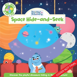 Dinosaur Discovery: Space Hide-and-Seek