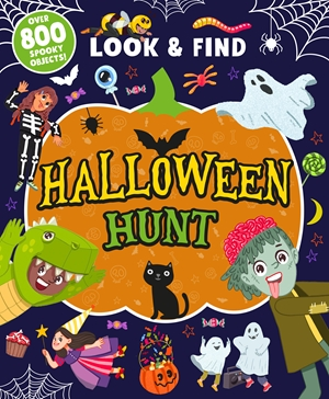Halloween Hunt Over 800 Spooky Objects!