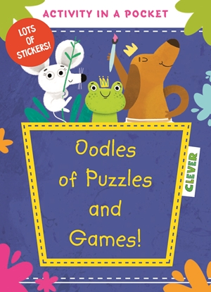 30 Mazes, Puzzles and Games!
