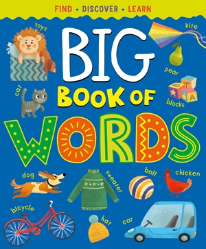 Big Book of First Words