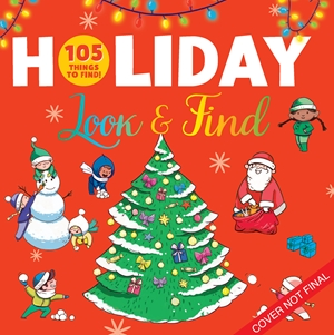 Holiday Look and Find, Around the World