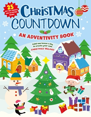 Christmas Countdown And Adventivity Book