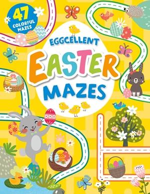 Eggcellent Easter Mazes
