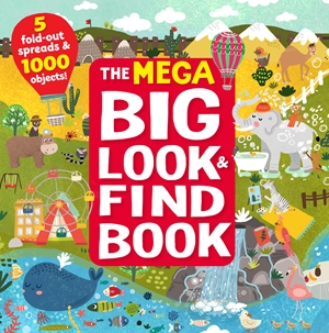 The MEGA Big Look & Find Book