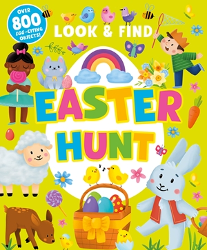 Easter Hunt Over 800 Egg-citing Objects!