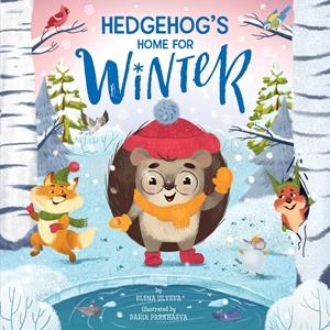 Hedgehog's Home for Winter