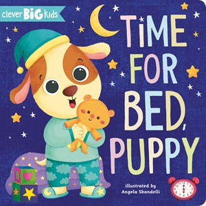 Time for Bed, Puppy