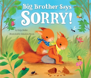 Big Brother Says Sorry